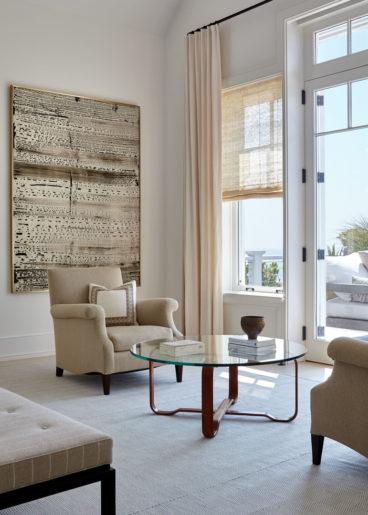 East Hampton NY  Interior Design: Marie-Christine Design